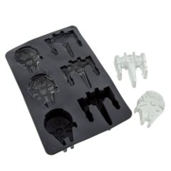 Star Wars X-Wing & Millennium Falcon Ice Cube Tray