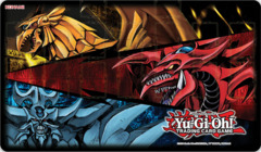 Konami - Yu-Gi-Oh! Slifer, Obelisk, & Ra Play Mat