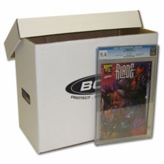 BCW - Graded Comic Book Box