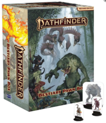 Pathfinder RPG (Second Edition): Bestiary Pawn Box
