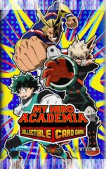 My Hero Academia Collectible Card Game - Wave 1 Booster Pack
