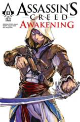 Assassin's Creed: Awakening #3 (Of 6) (Cover A - Kenji) (Mature Readers)