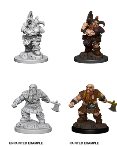 Dwarf Barbarian (Male) (73391)
