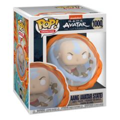 Avatar the Last Airbender - Aang #1000 (Avatar State)