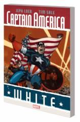 Captain America Trade Paperback White