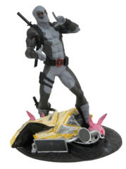 Marvel Gallery Deadpool X-Force Uniform Taco Truck Edition Figure PVC  (PX Previews Exclusive SDCC 2019)