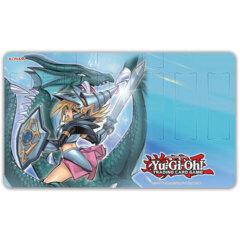 Konami - Yu-Gi-Oh! Dark Magician  Girl the Dragon Knight Play Mat