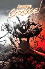 Absolute Carnage #1 (Of 5) (Stegman Premiere Variant)