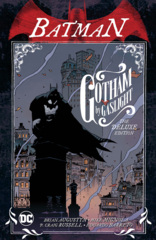 Batman: Gotham by Gaslight the Deluxe Edition Hardcover