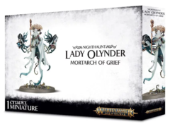 Nighthaunt - Lady Olynder, Mortarch of Grief (91-25)