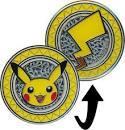 Pokemon - Pikachu Metal Coin