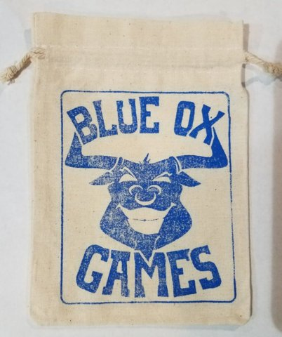 Blue Ox Handmade Dice Bag