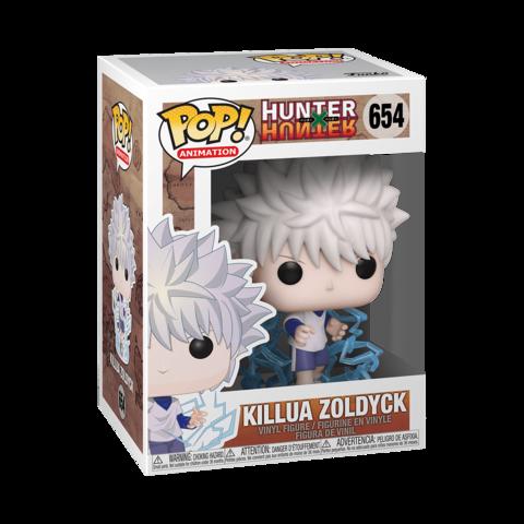 Hunter x Hunter - Killua Zoldyck #654