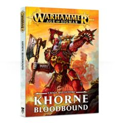 Age of Sigmar - Chaos Battletome: Khorne Bloodbound