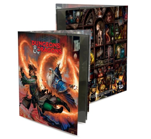 Ultra Pro - Dungeons & Dragons Character Folio Wizard (85305)