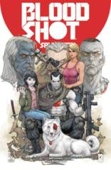 Bloodshot: Salvation #12 (Cover A - Rocafort)