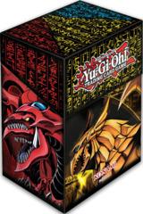 Konami - Yu-Gi-Oh! Slifer, Obelisk, & Ra Deck Box