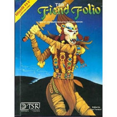 1st Edition (Advanced D&D) - Fiend Folio (Good)