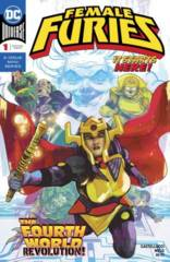 Female Furies (Complete 6-Issue Mini Series)