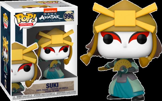 Avatar the Last Airbender - Suki #996