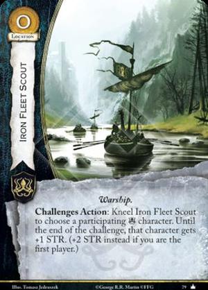 Iron Fleet Scout
