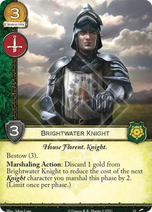 Brightwater Knight - JtO