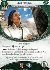 Lola Santiago: No-Nonsense Archaeologist (3)