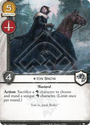Jon Snow - WotN