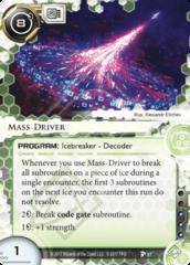 Mass-Driver