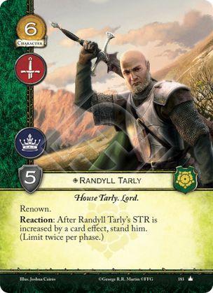 Randyll Tarly - Core