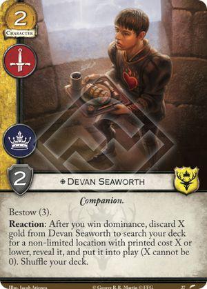 Devan Seaworth - JtO