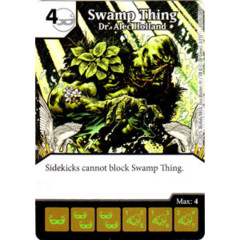 Swamp Thing - Dr. Alec Holland (Die & Card Combo Combo)