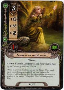 Daughter of the Nimrodel