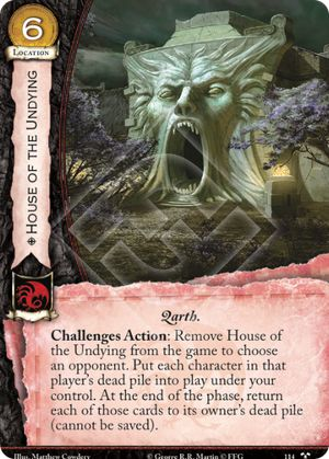 House of the Undying