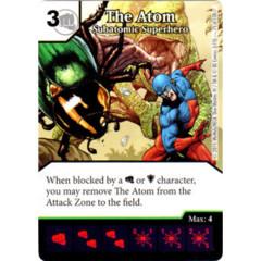 The Atom - Subatomic Superhero (Die & Card Combo Combo)