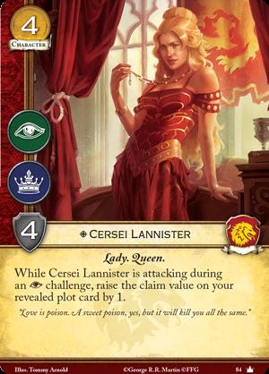 Cersei Lannister - Core