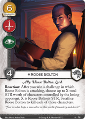 Roose Bolton - GoH 81