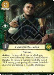Maester Ballabar - 14