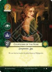 Courtesan of the Rose - Core