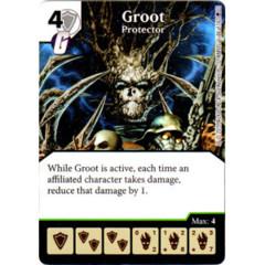 Groot - Protector (Die & Card Combo)