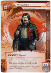 Whizzard: Master Gamer