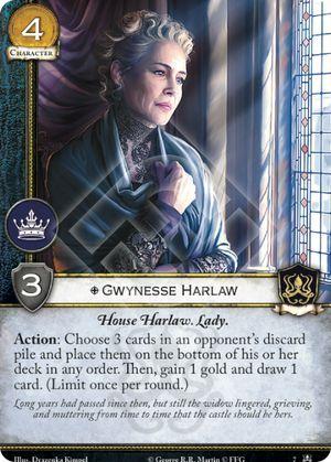 Gwynesse Harlaw