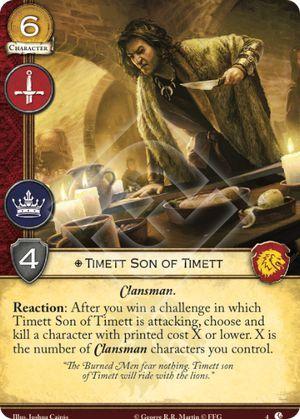 Timett Son of Timett - 4