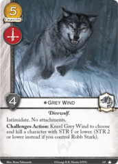 Grey Wind - Core