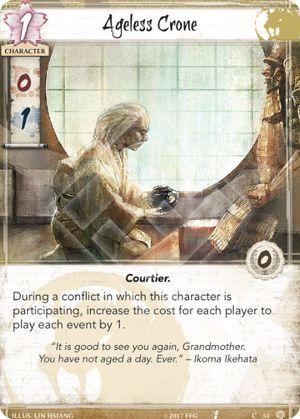 Ageless Crone