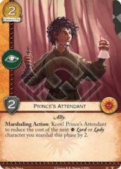 Prince's Attendant