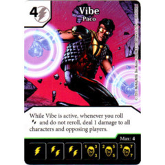 Vibe - Paco (Die & Card Combo Combo)