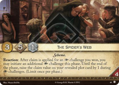 The Spiders Web - 49