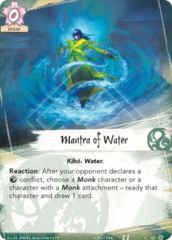 Mantra of Water