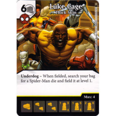 Luke Cage - Thick Skin (Die & Card Combo)